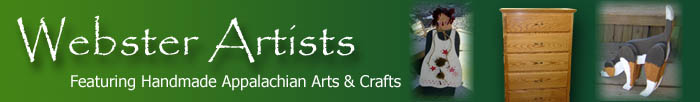 Webster County Artists Masthead